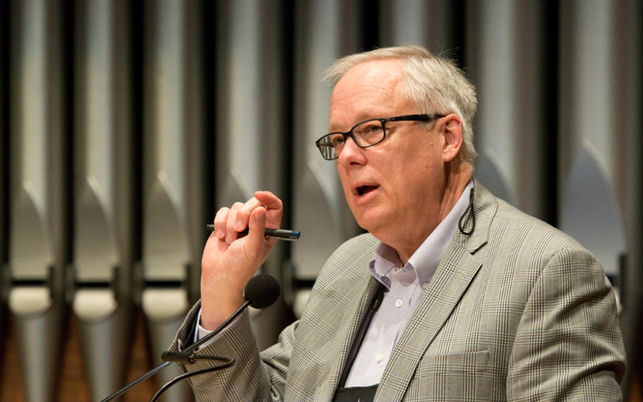 Steve Timmermans: 'This Is God's Church'