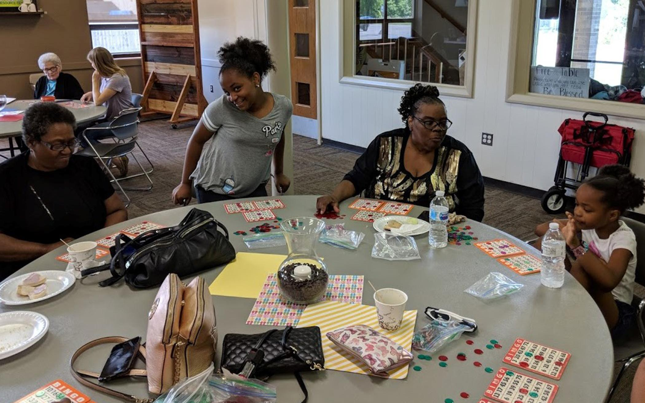 Michigan Church Adds Bingo to Community-Based Connection Approach