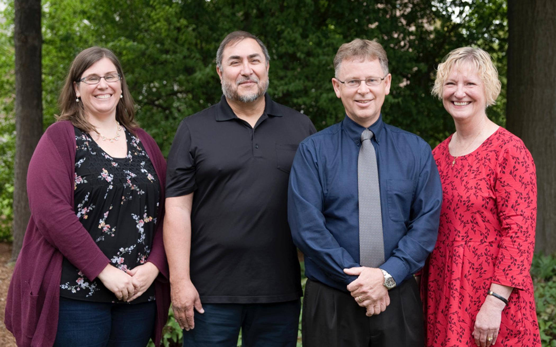 Synod 2019 Officers