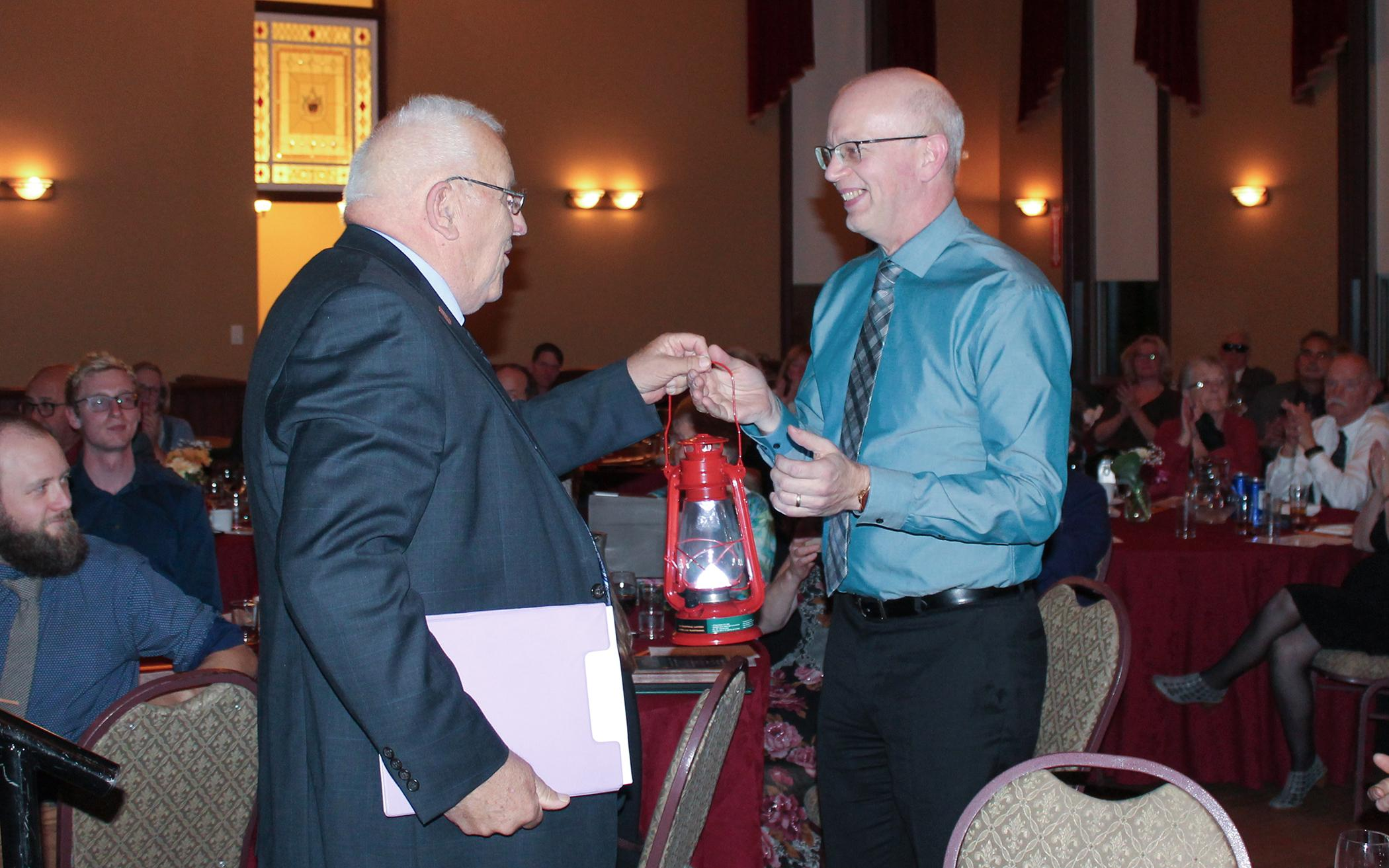 CRC Pastor Named Citizen of the Year in Acton, Ontario