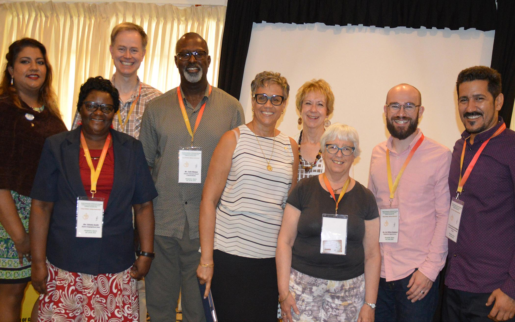 CRC Leader Elected to World Communion of Reformed Churches Area Council Steering Committee