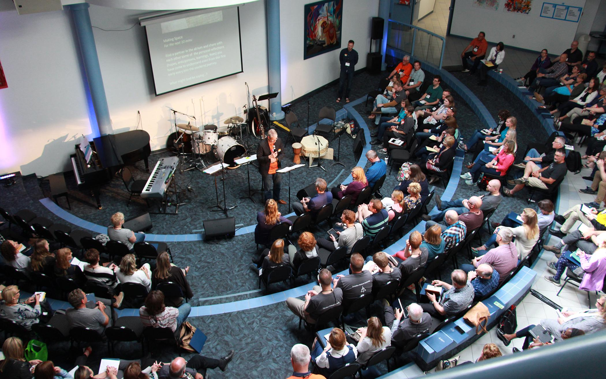 Canadian National Gathering: From Emptiness to Fullness