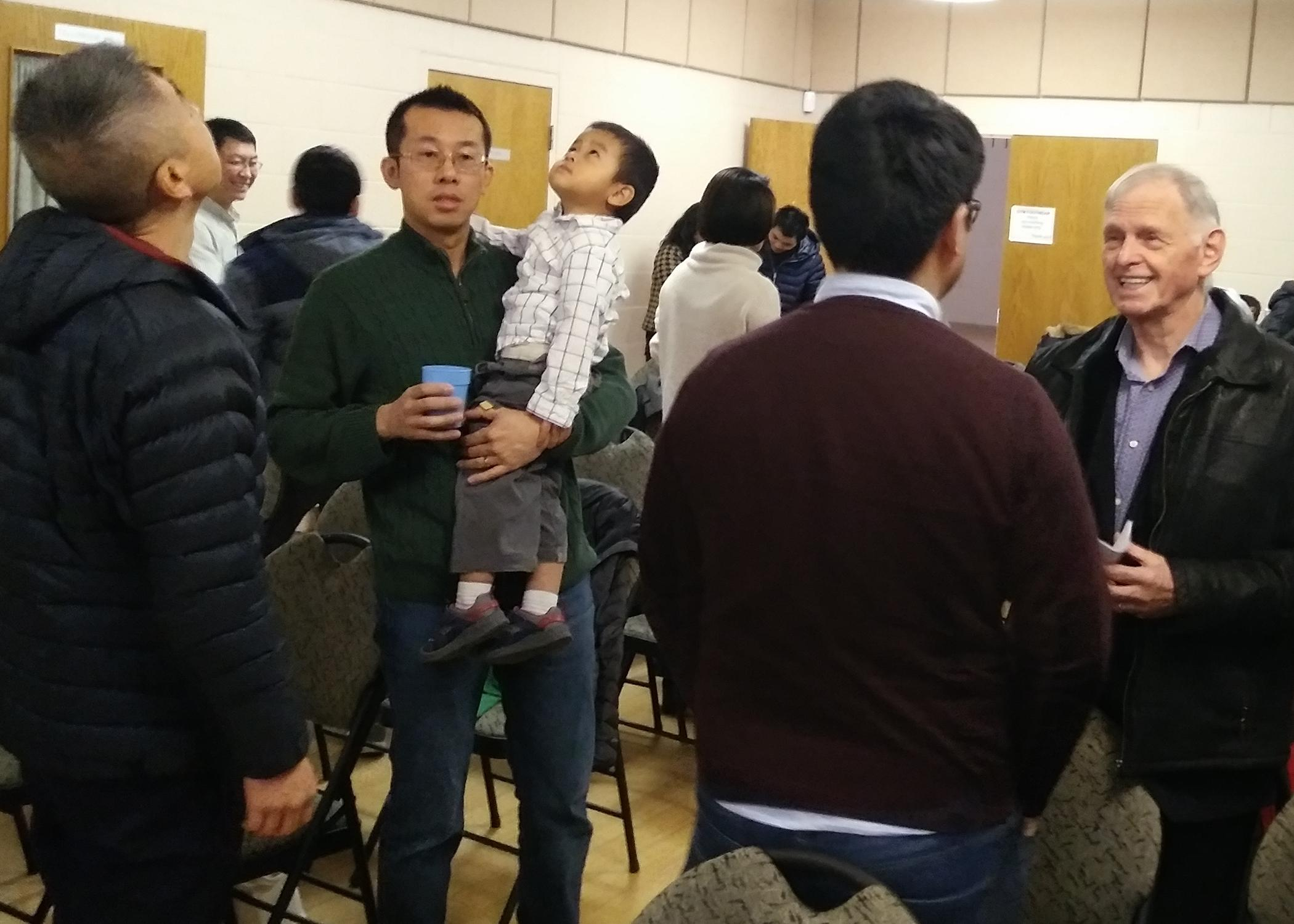 Congregation Draws on Immigrant Experience in Outreach to Chinese Newcomers