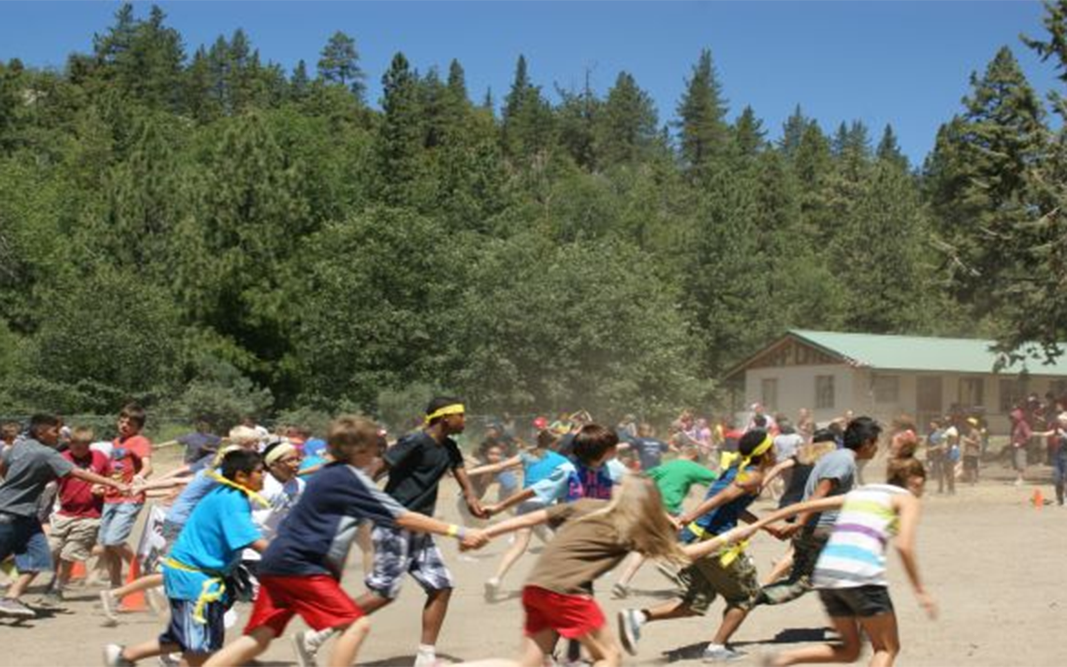 California Camp Encourages Racial Reconciliation