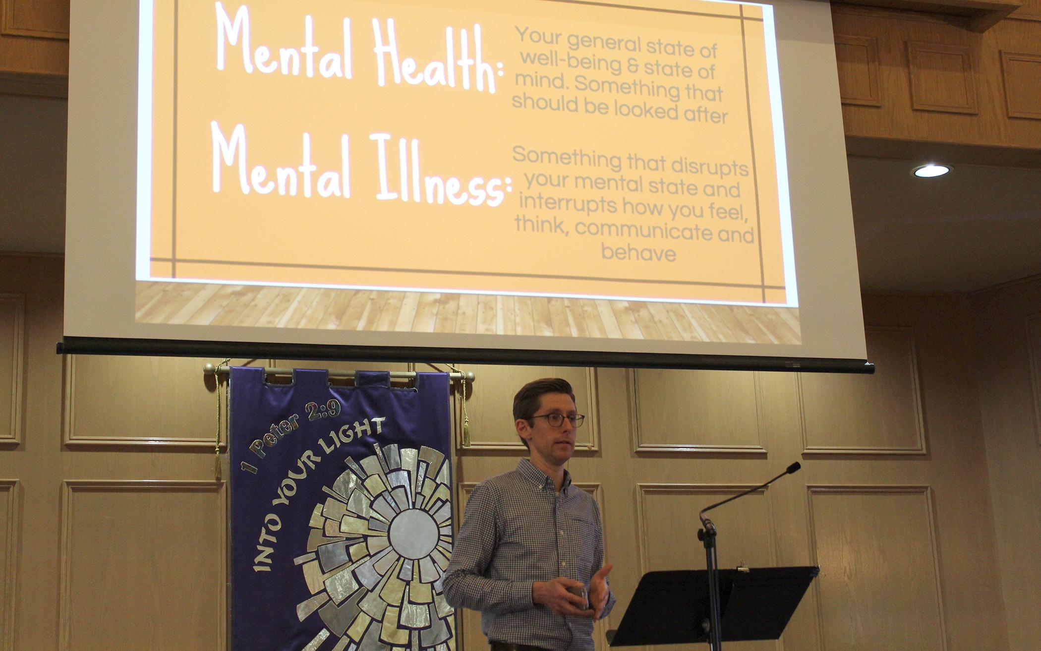 Conference on Youth and Mental Health Encourages 'Walking Alongside'