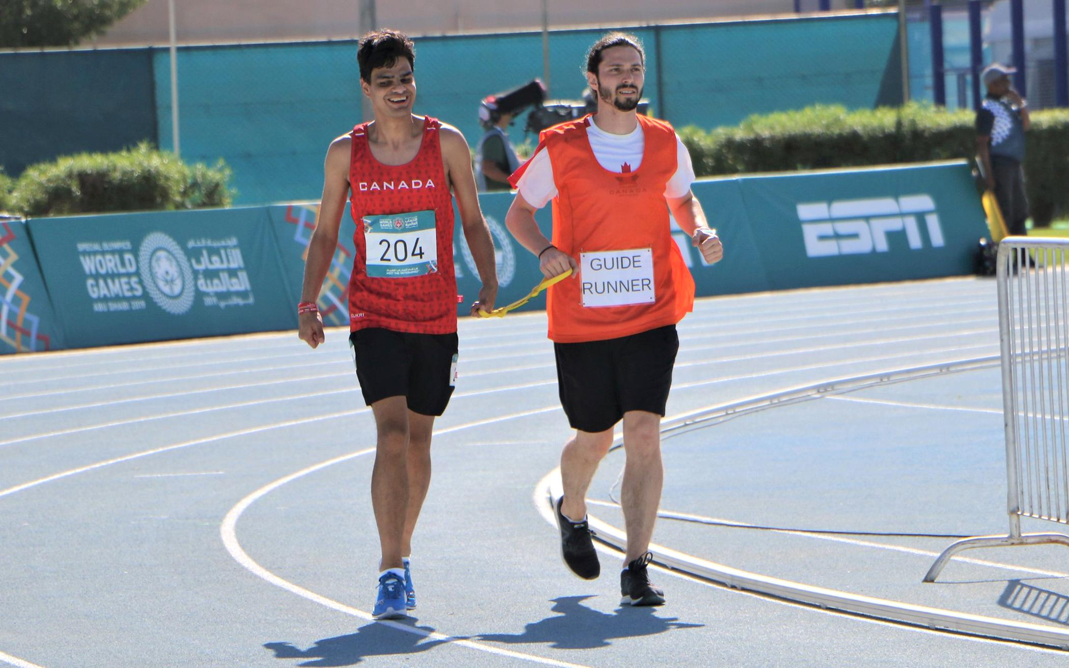 CRC Member Wins Bronze at Special Olympics World Games