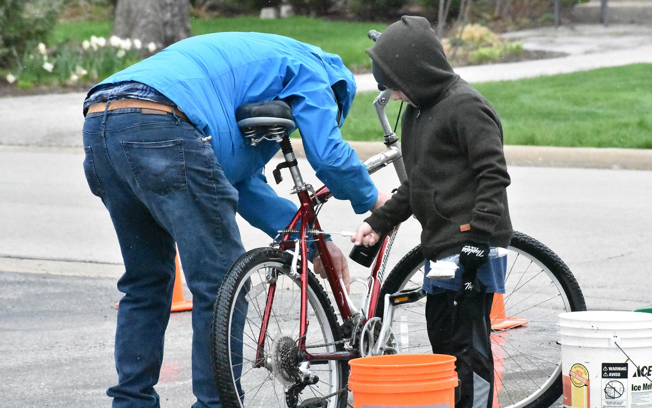 Church's Boys Club Offers Free Bike Tune-Up Day