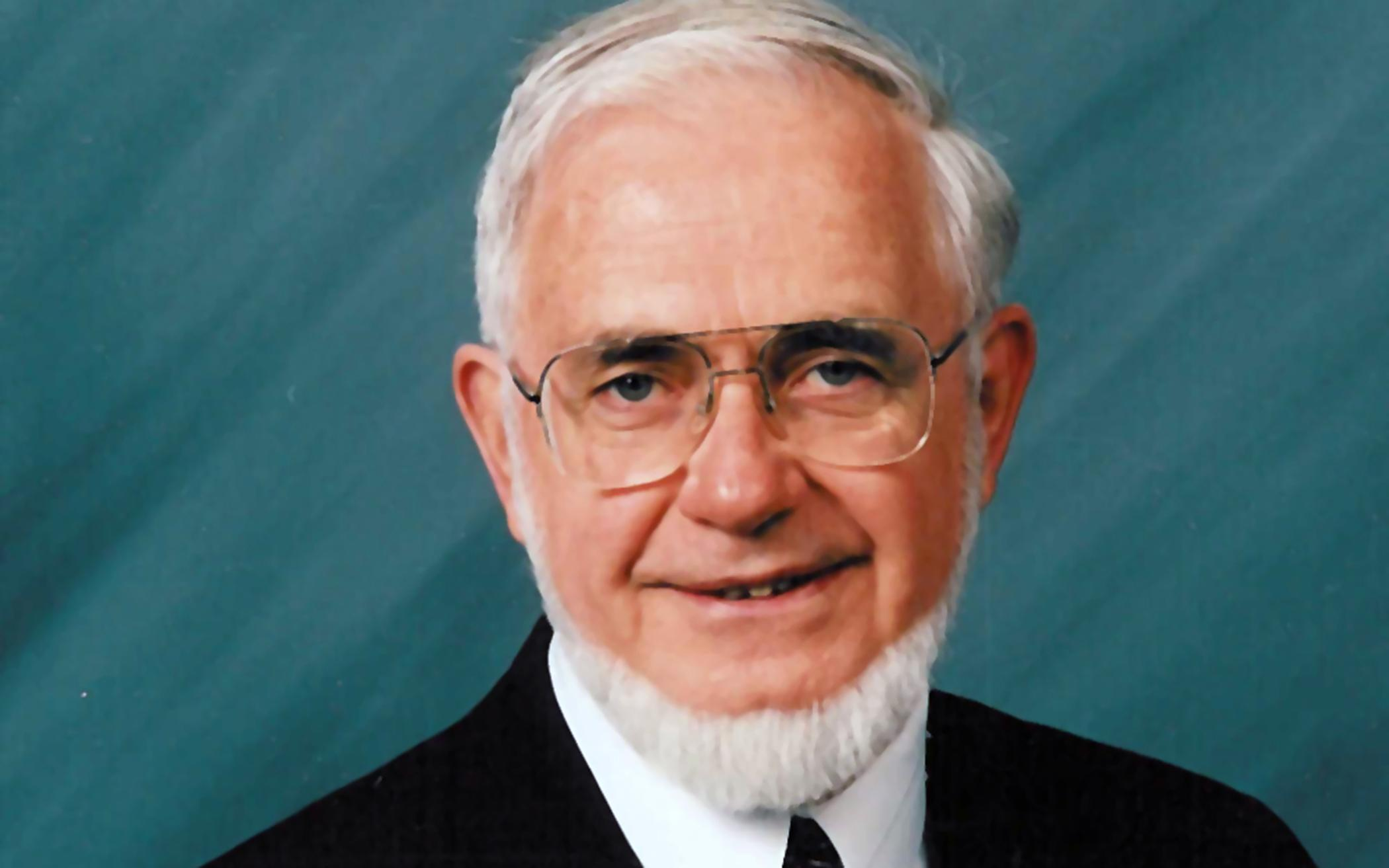 "In Memoriam: Frederick ""Fred"" James VanDyk (1934-2019)"