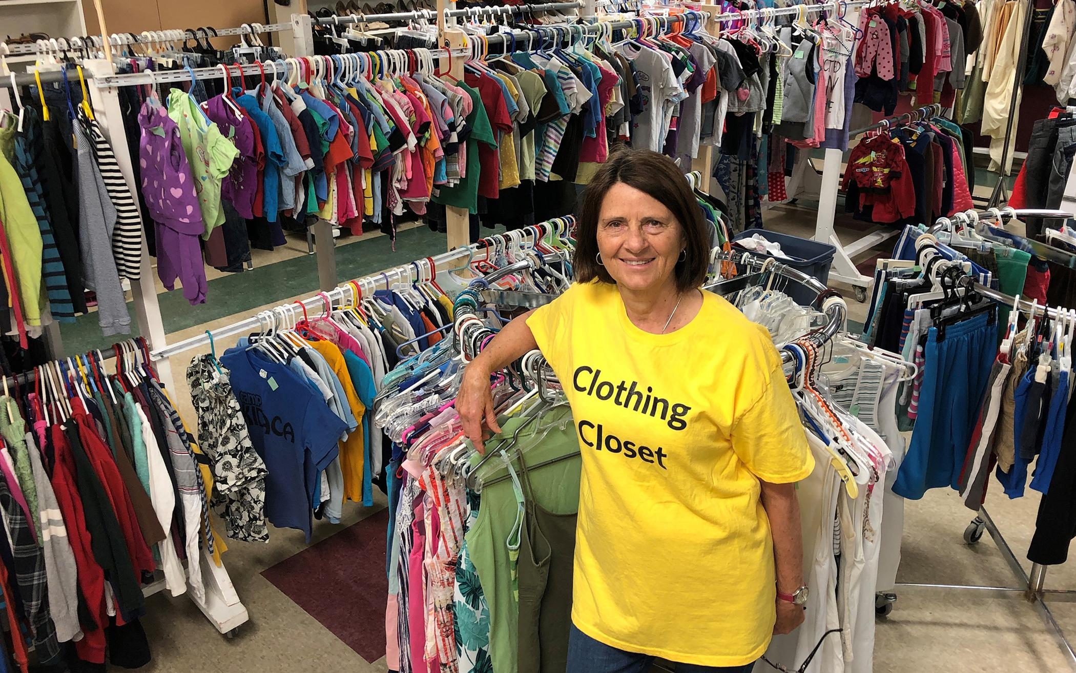 Church Celebrates 20 Years of Clothing Ministry