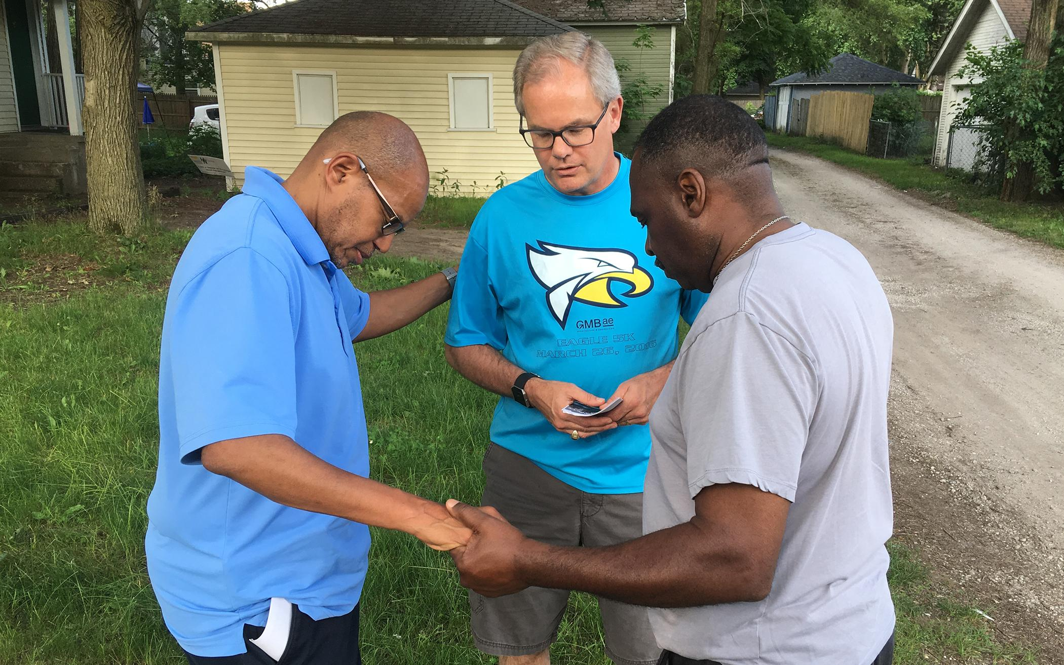 Grand Rapids Church Hosts Prayer Walks Over Gun Violence