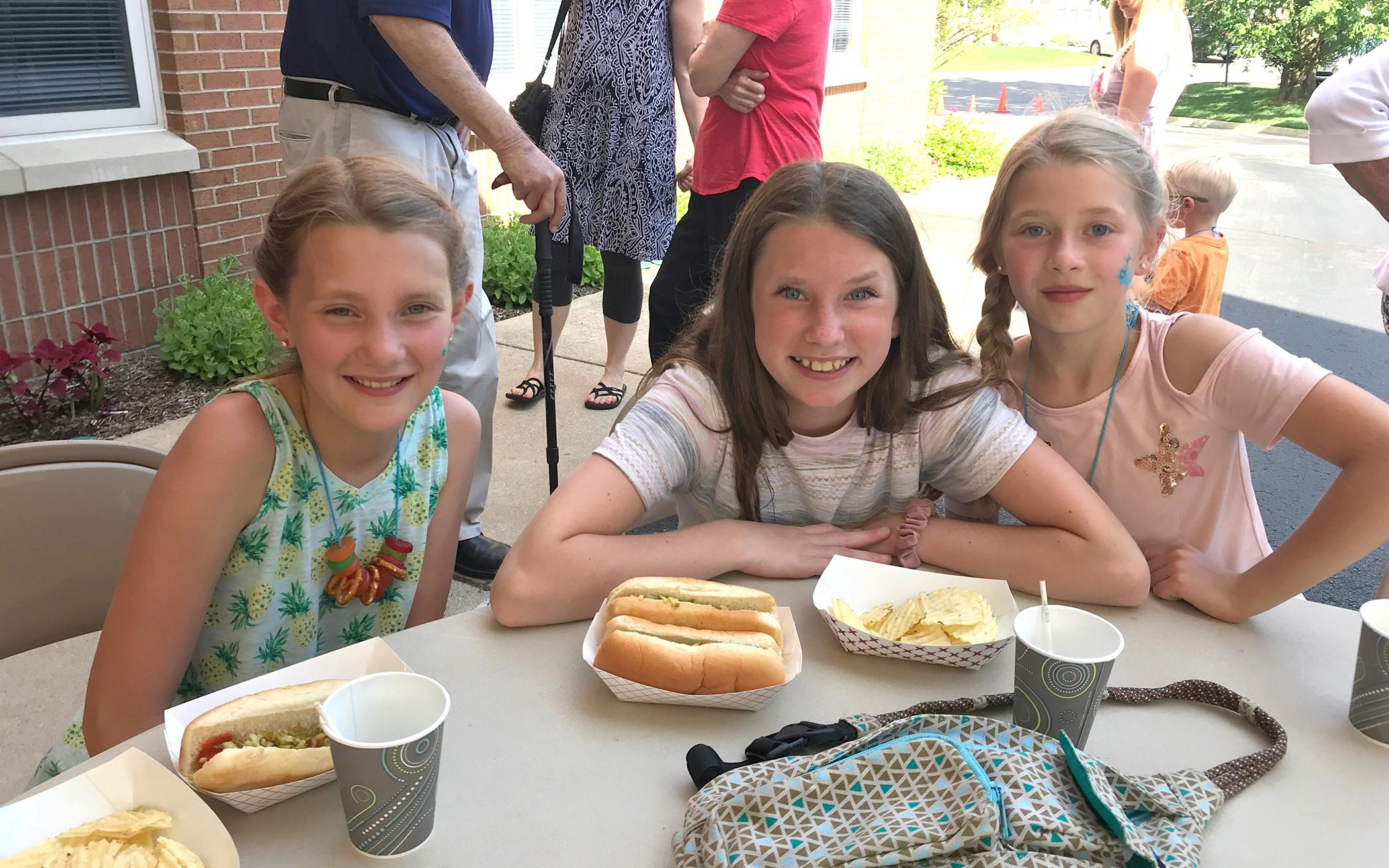 Hot Dogs and Community Connection: Churches Try Neighborhood Cookouts