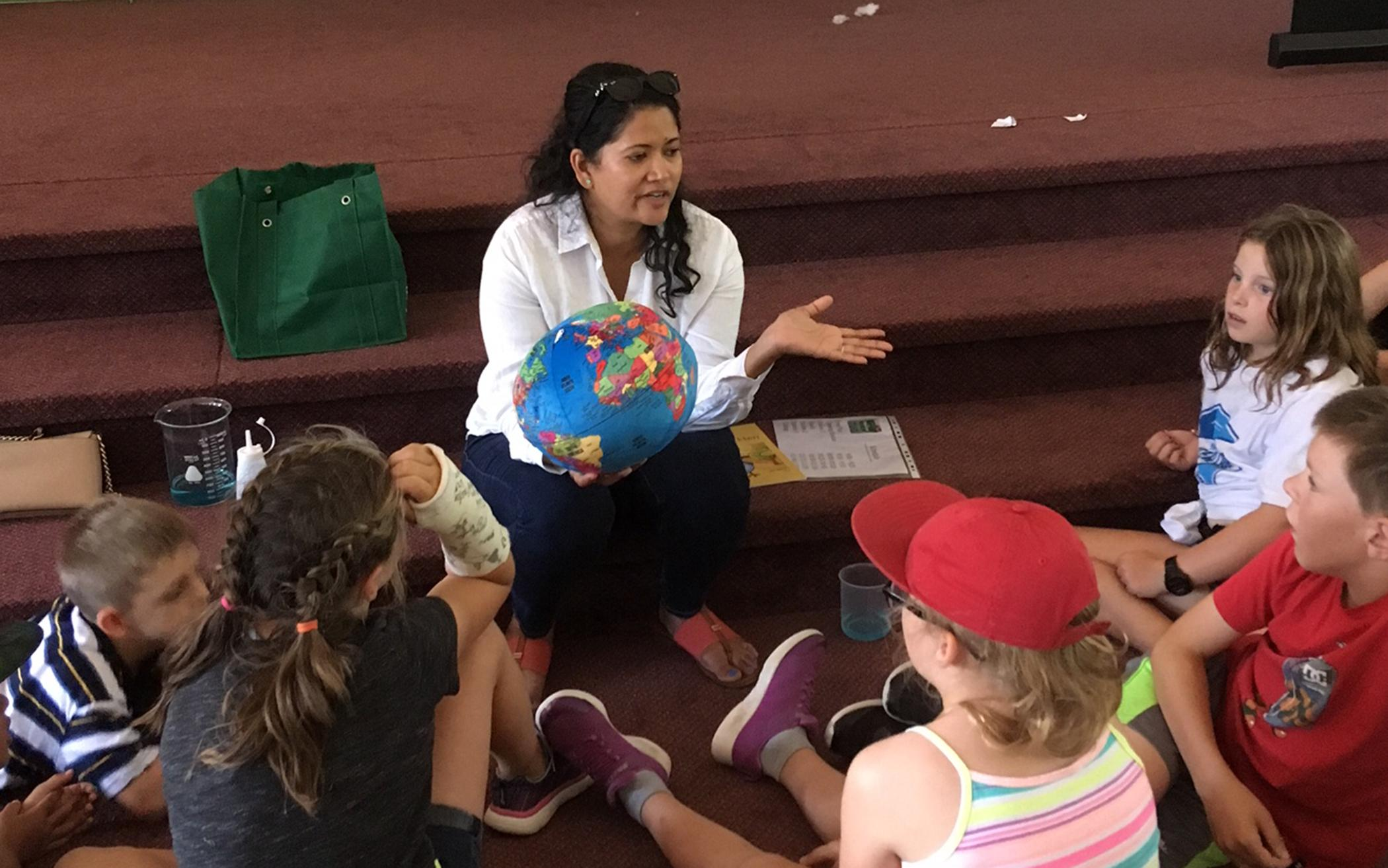 B.C. Church's Day Camp Encourages Creation Care