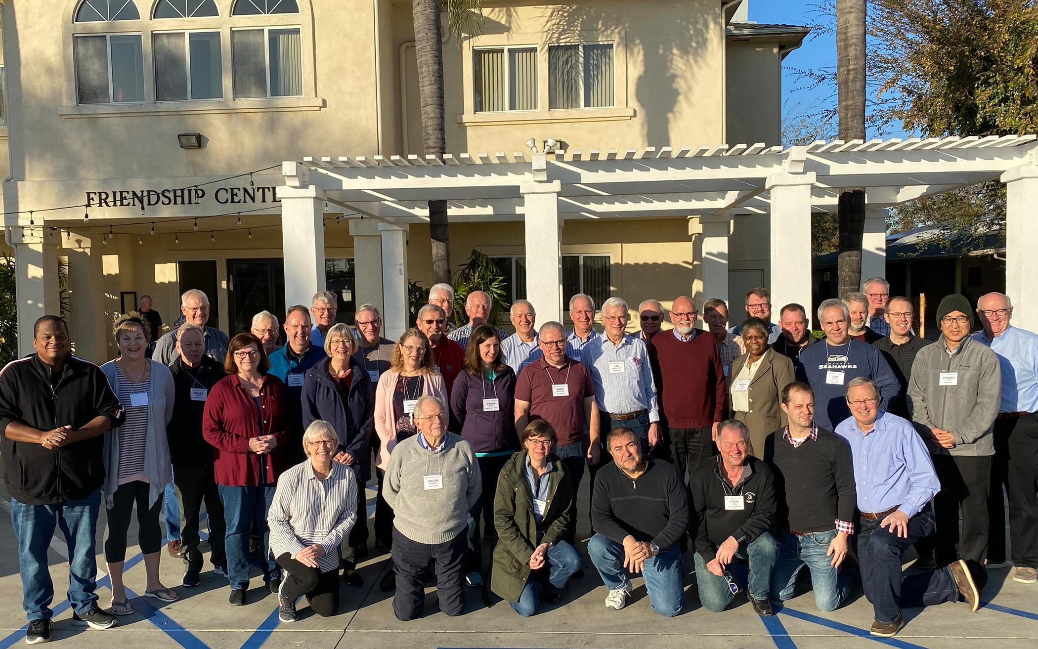 Stated Clerks Meet in California