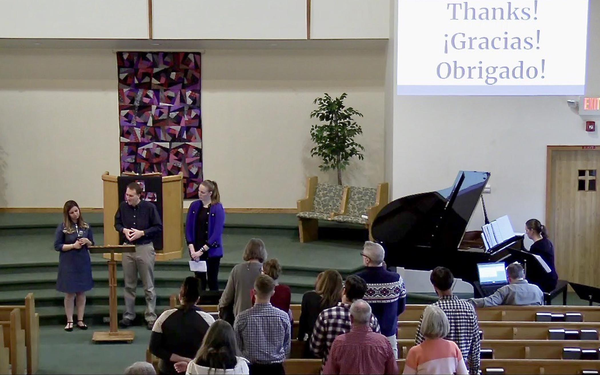 Massachusetts Church Hosts Multilingual Worship Fest