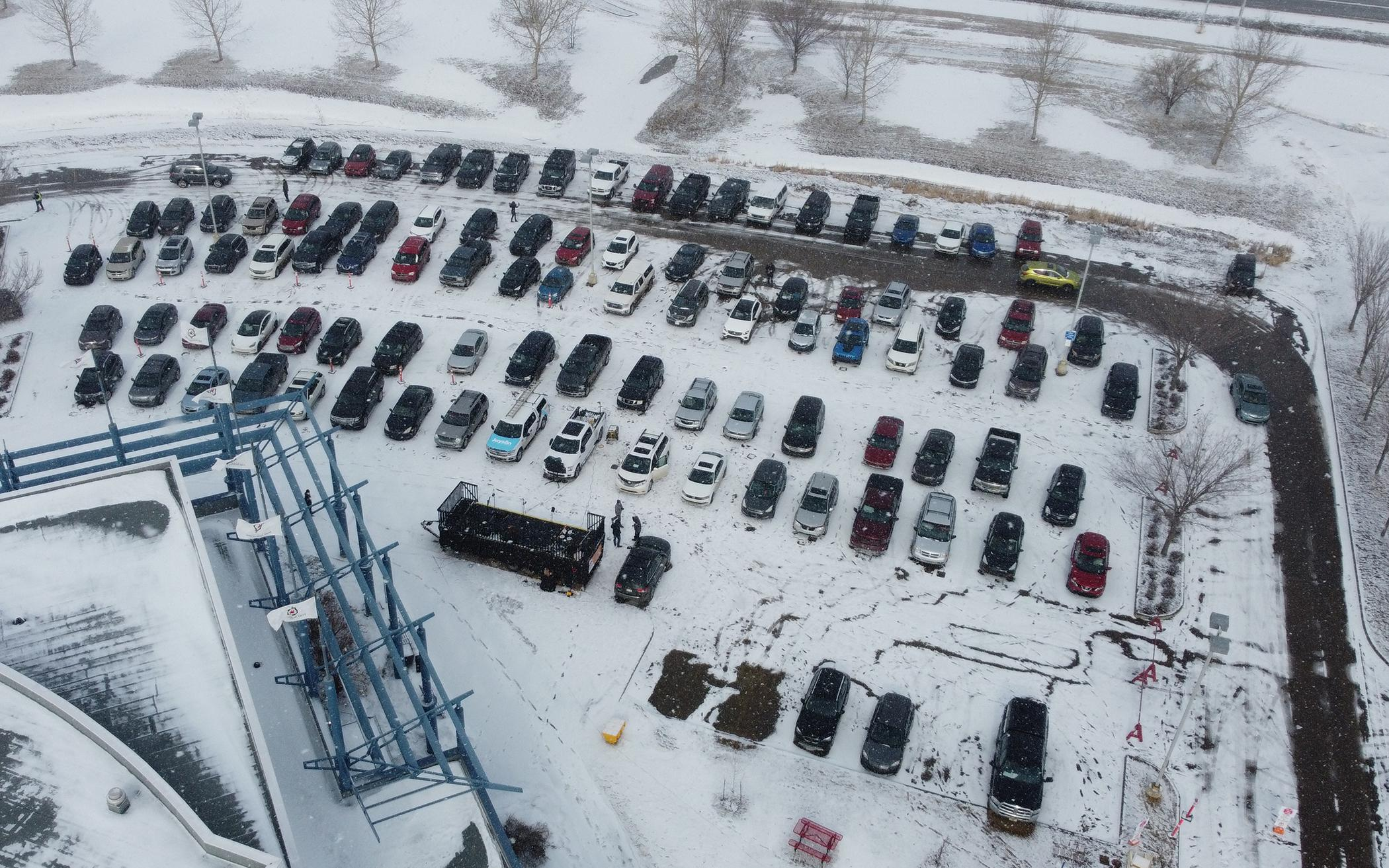Two-year Old Alberta Church Hosts Historic Drive-in Easter Service