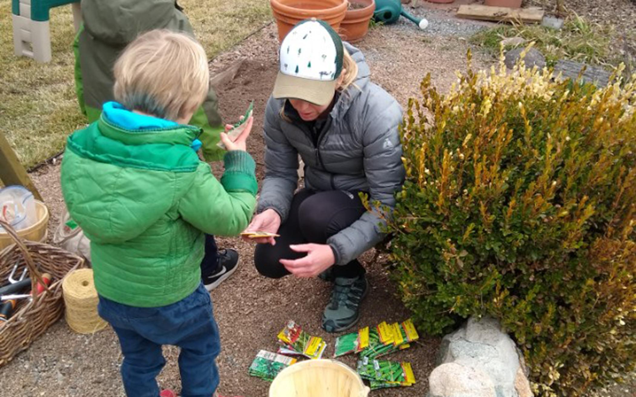 Spring Planting Goes Ahead in Denver Urban Farming Ministry