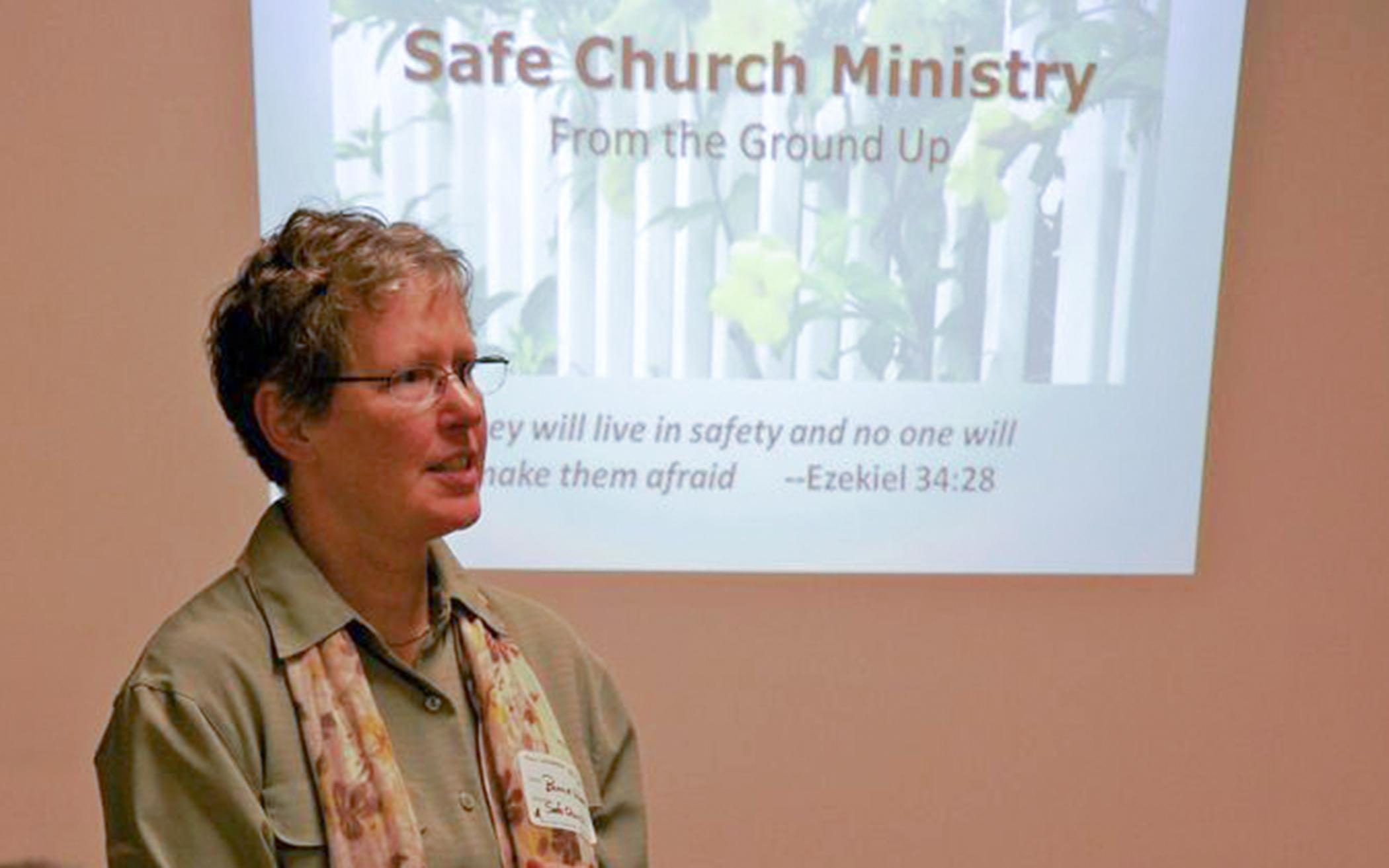 Safe Church Ministry Director to Retire
