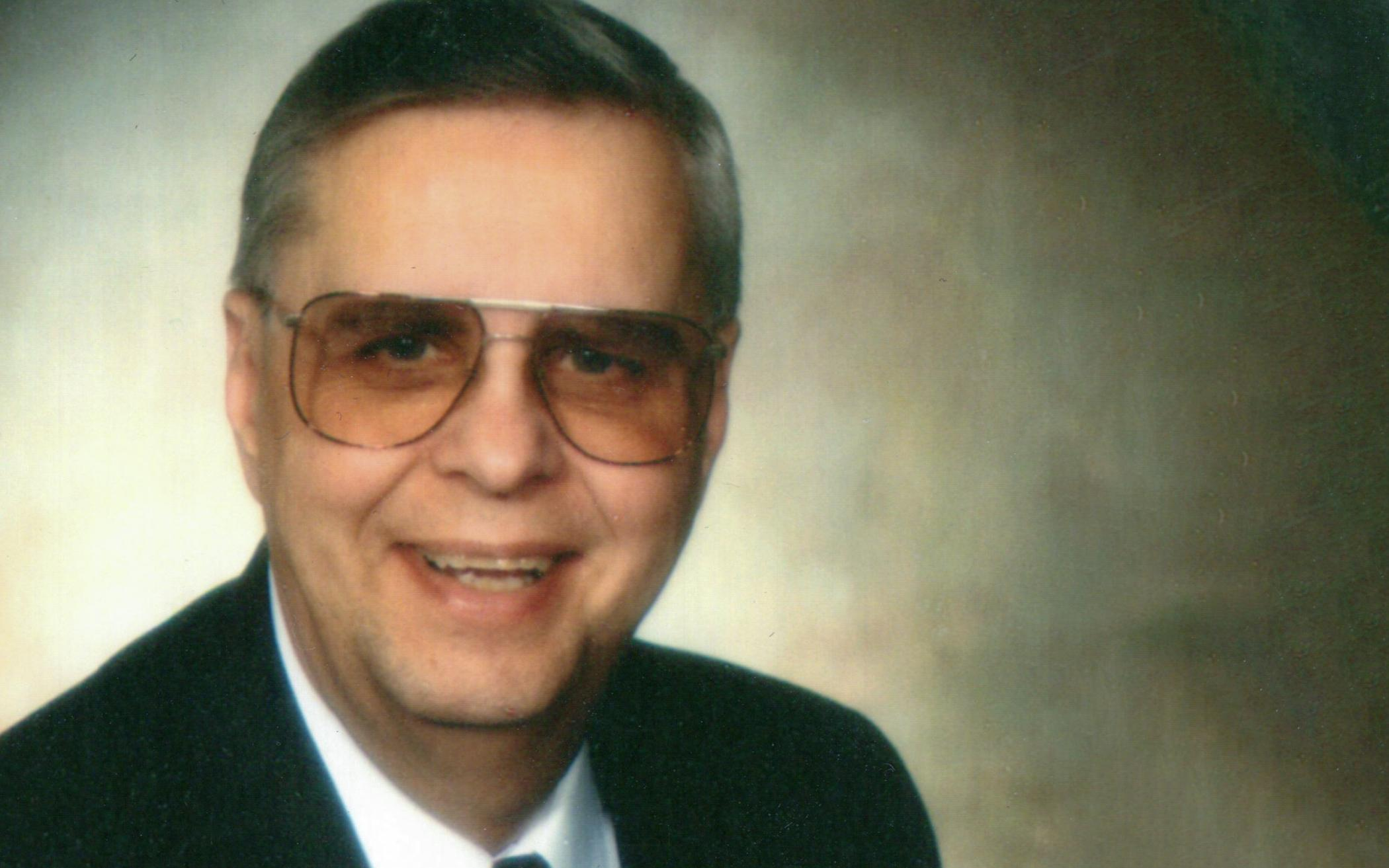 In Memoriam: Rev. Garrett (Garry) H. Stoutmeyer