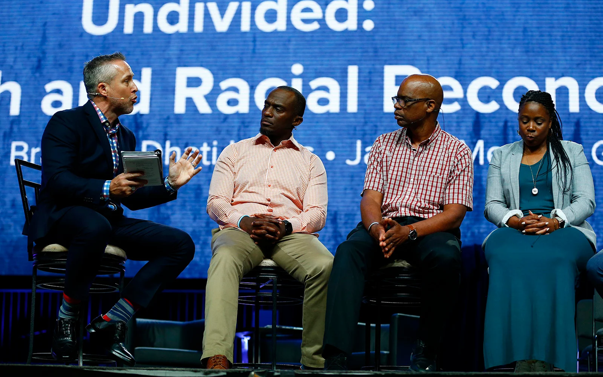 Southern Baptist Leaders Meet After Statement on Critical Race Theory Caused Controversy