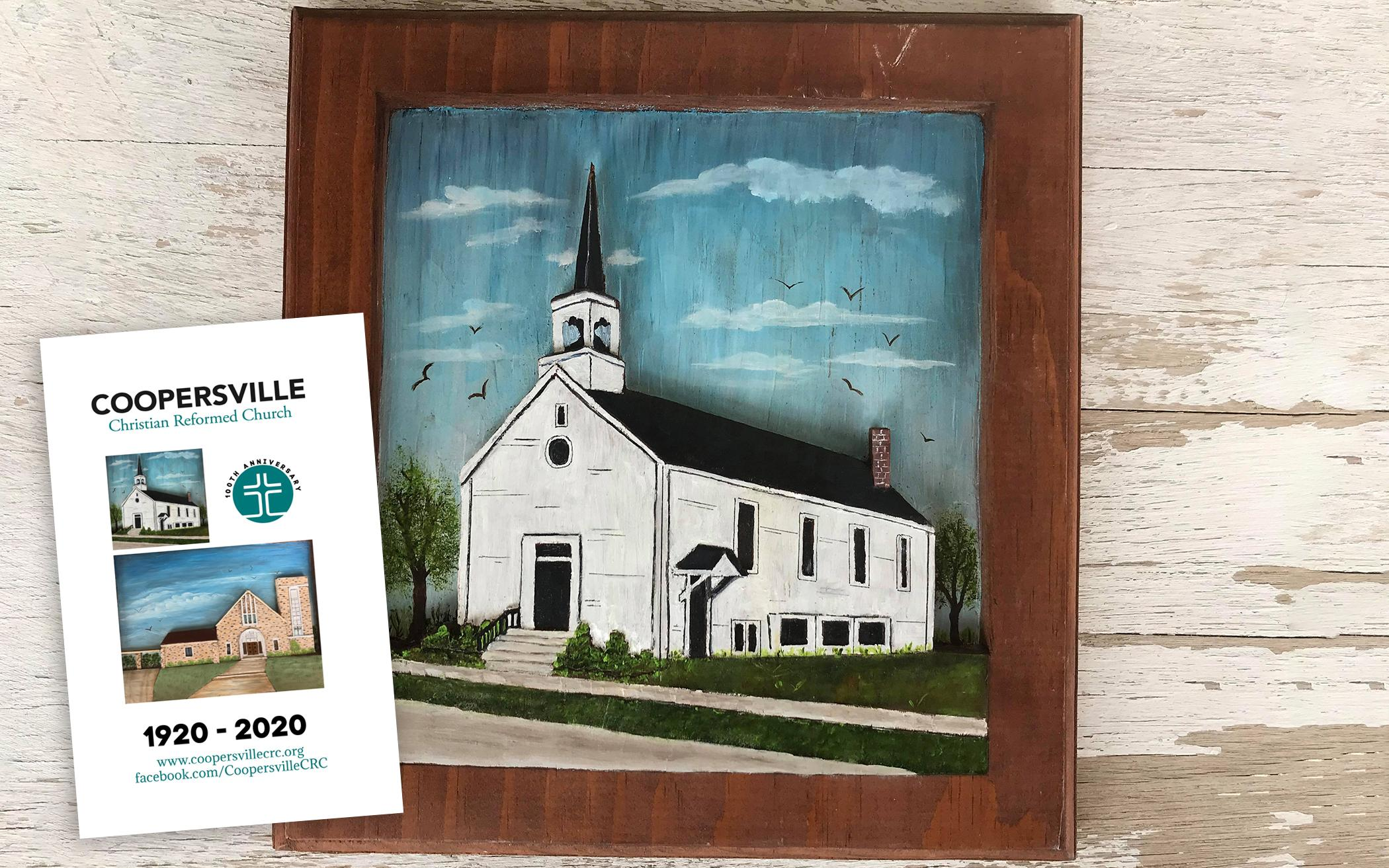 Coopersville, Mich., Church Turned 100 in 2020