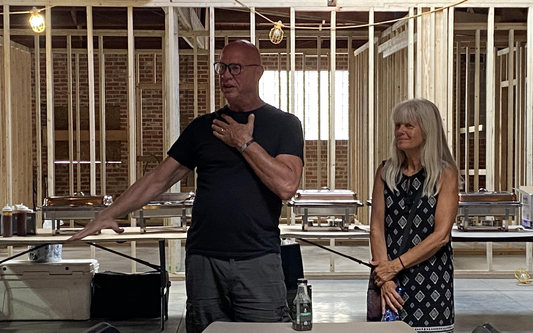 Permanent Home for Colorado Street Ministry Nearing Completion