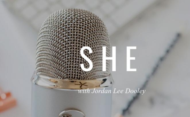 SHE podcast