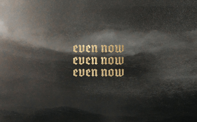 Even Now (Live)