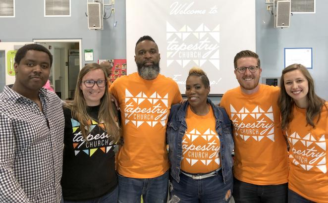 A Church to Bridge the Racial Divide