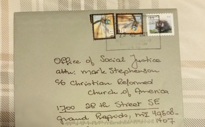 Far-reaching Support for CRCNA Justice Ministries