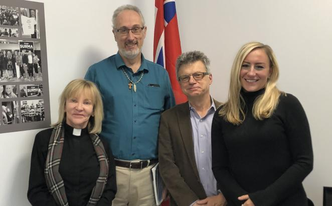 Ecumenical Grant Helps Toronto Churches Talk about Affordable Housing