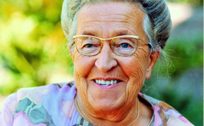 'Tante Corrie' ten Boom is a Heroine for the Ages