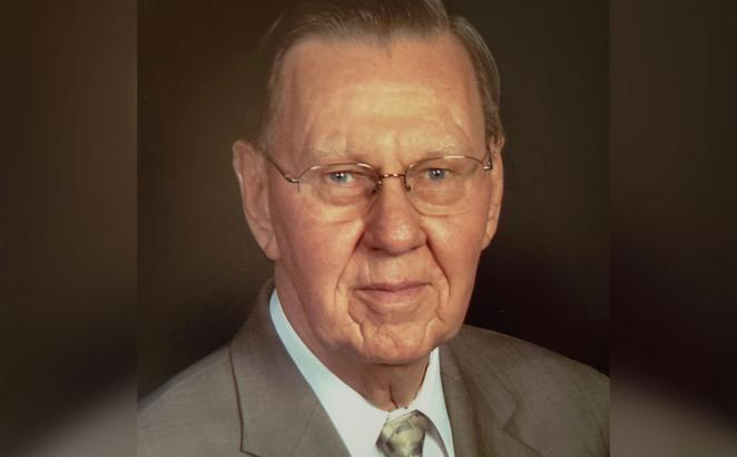 In Memoriam: Rev. Harry George Arnold (1925-2019)