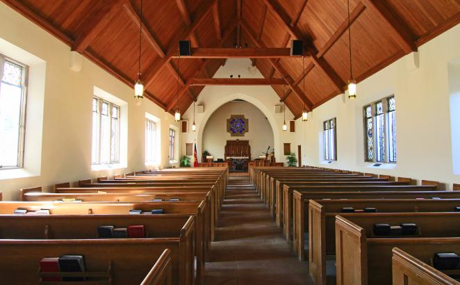Houston-based 'Church Space' Is Airbnb for Churches