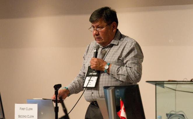 Delegate Relays News of COVID-19 Impact in Navajo Land