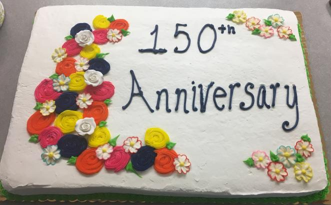 Wisconsin Church Celebrates 150 Years