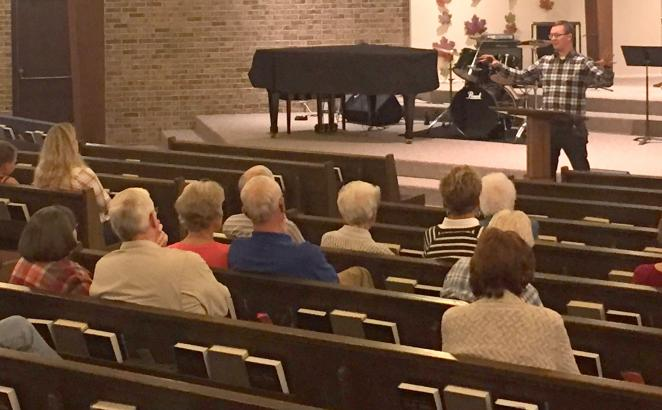REV Talks Showcase Pastors' Experience to Wider Audience