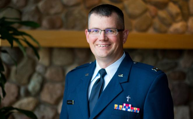 New Mexico Church Pastor Deployed to Kuwait