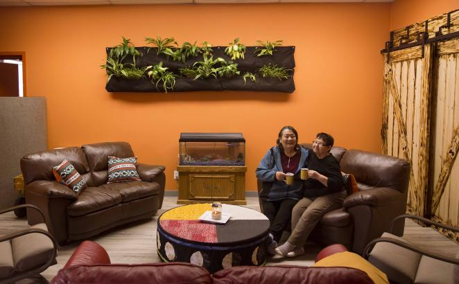 Renovations Create Spaces for Healing