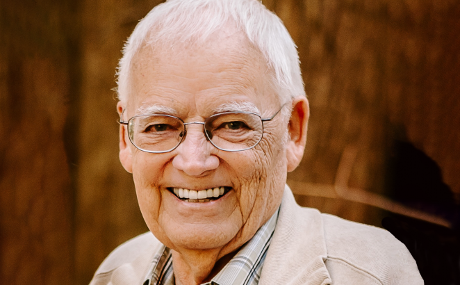 In Memoriam: Rev. Barry B. Blankers (1936-2019)