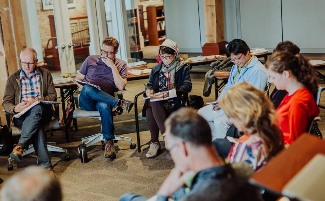 Training Aims to 'Help the Church Transform Conflicts Into Opportunities for Spiritual Formation'