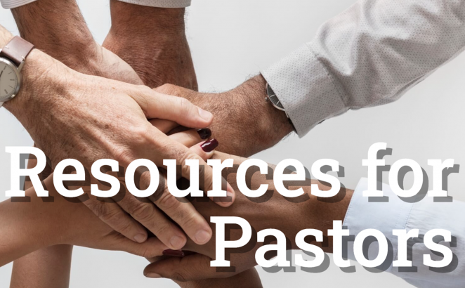 Support for Pastors Includes Their Spouses