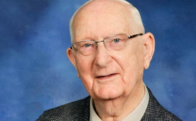 Dick Los was known as a compassionate man with a pastoral heart.