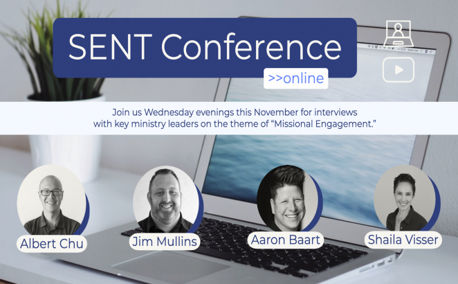 CRC Churches in B.C. Host SENT Conference 2020 Online