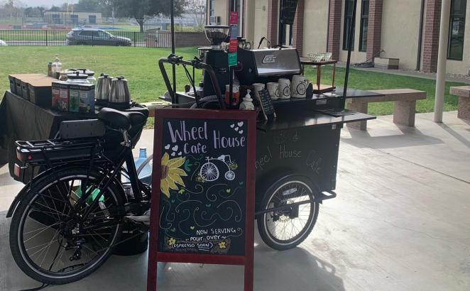Portable Cafe Helps California Church Employ Youth