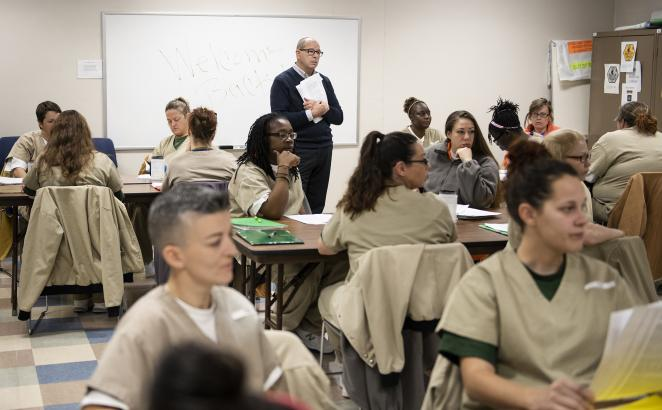 Christian Higher Ed Courses in Prisons Continue