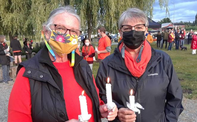 Canadian Churches Remembering With Indigenous Community