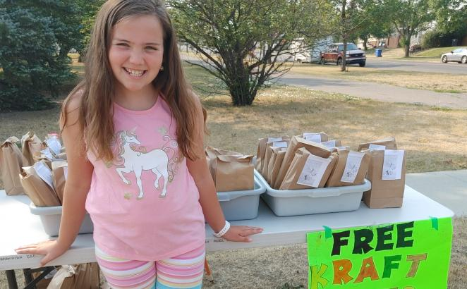 Alberta Church's Craft Kit Giveaway Spreads the Love of Jesus