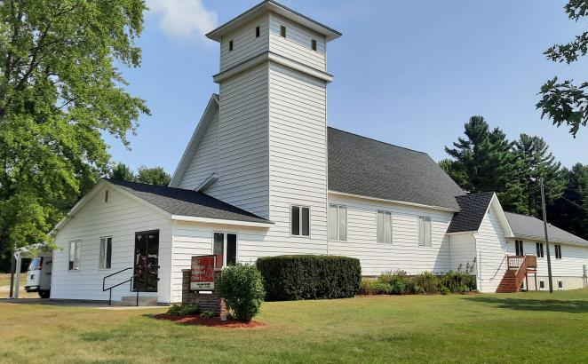 100 Years for Michigan Church, 'God is Good'