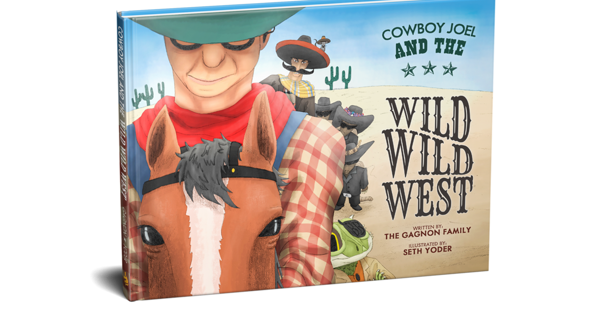 Cowboy Joel And The Wild Wild West The Banner