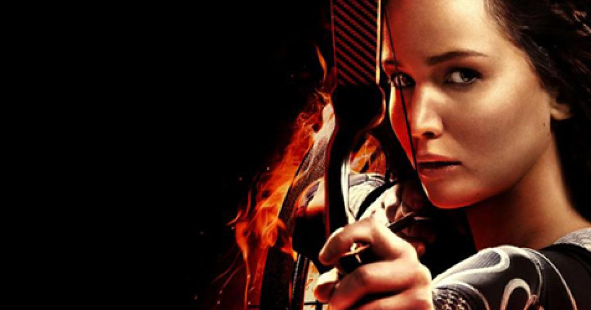 The Hunger Games Catching Fire The Banner